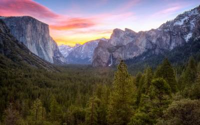 Yosemite by Jeff Krause