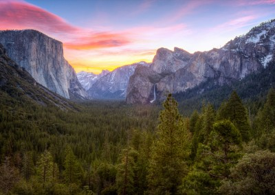 Yosemite by Jeff Krause